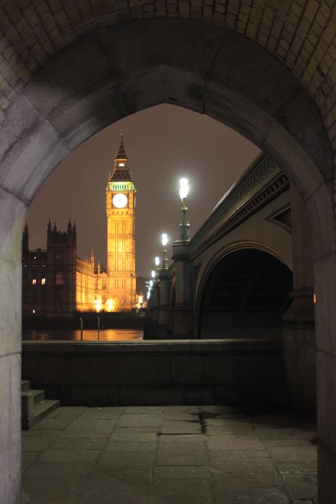 Photo in Landscape #london #travel #night time