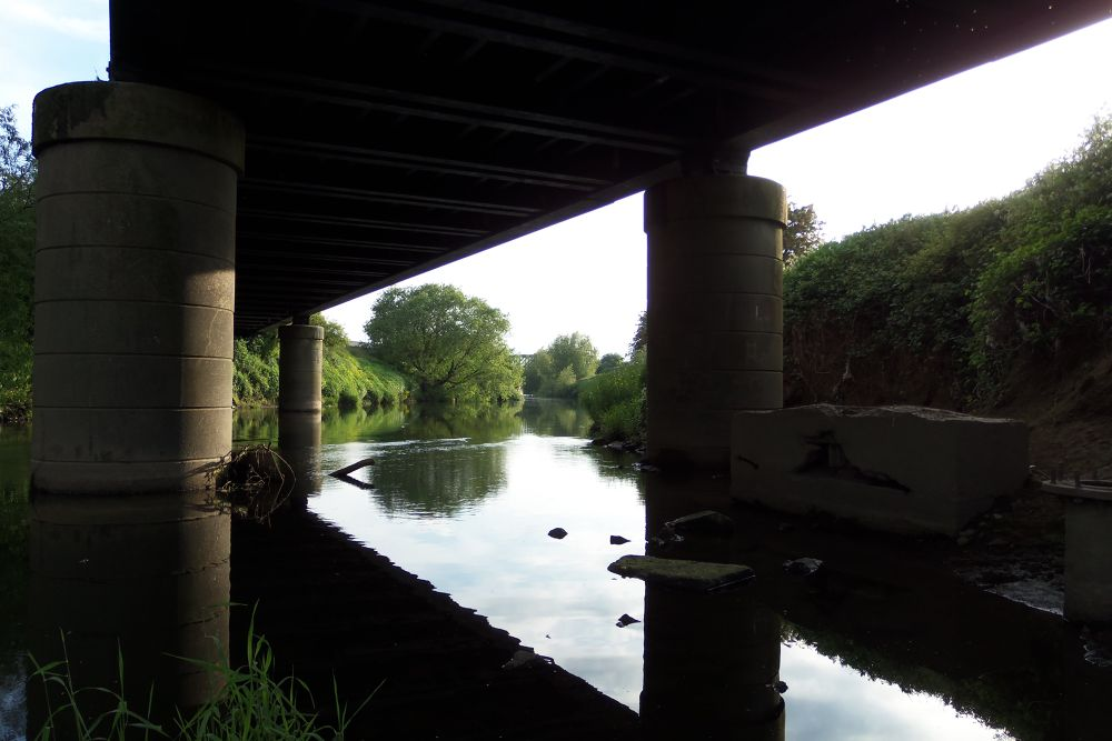 Photo in Random #water #river #bridge