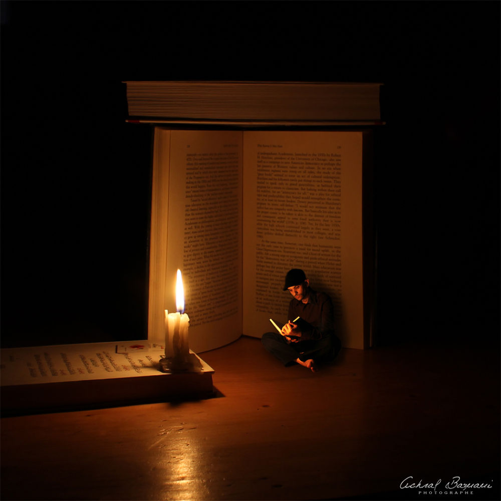 Photo in Fine Art #surrealisme #surrealist #impossible photography #candle #book #candles #books #best photography #best youpic photo #youpic #newborn #impossible #photoextremiste #photoshop #photoshoped #photo manipulation #funny #best youpic #ypa2013 #illusion #fine art #fineart #surrealism #photomanipulation #ypa2014 #inspiration #best #photography