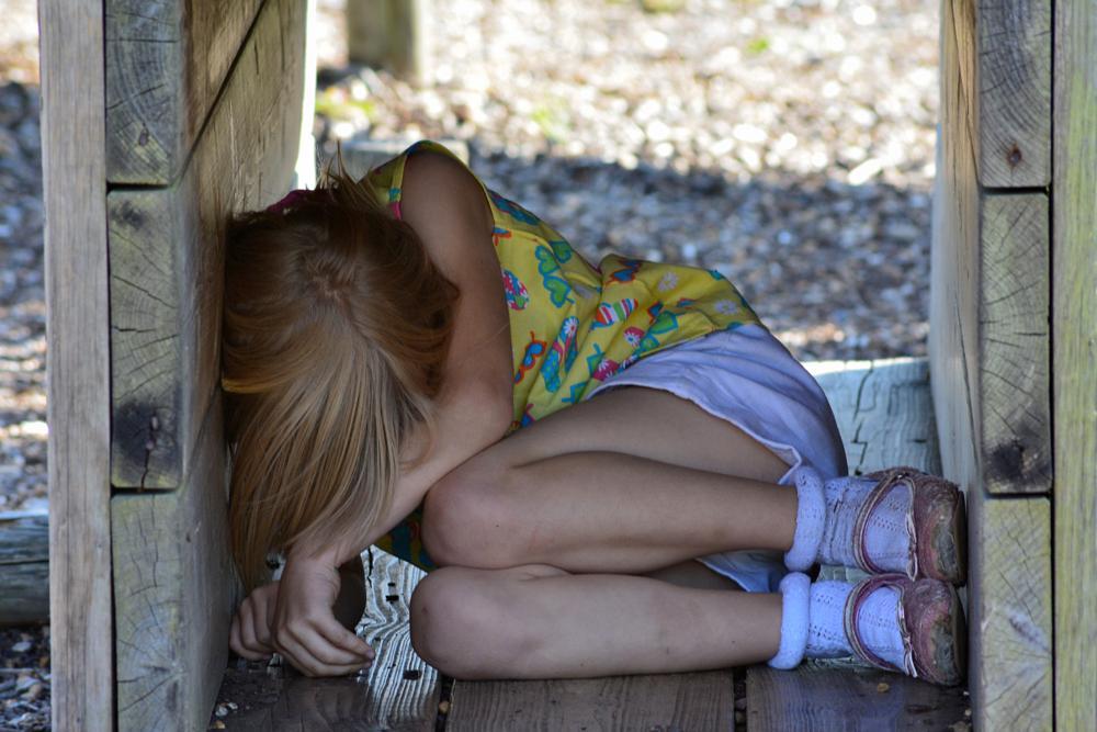 Photo in People #childs play #child #asleep #sleeping child #playground