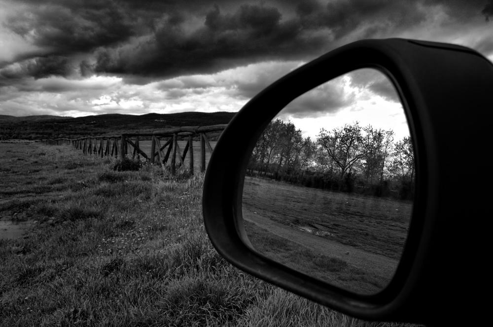 Photo in Abstract #landscape #bn #blackandwhite