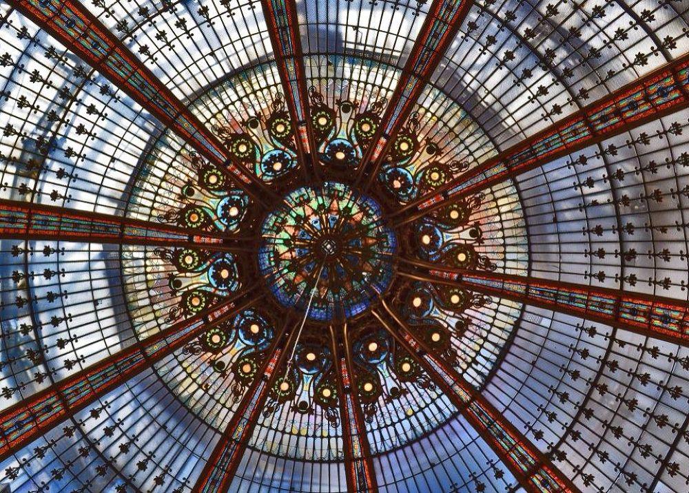 Photo in Abstract #gallery #paris #parijs #la fayette #art