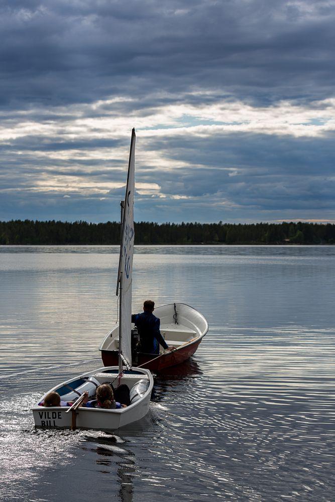 Photo in Landscape #vilde bill #runn #sailing