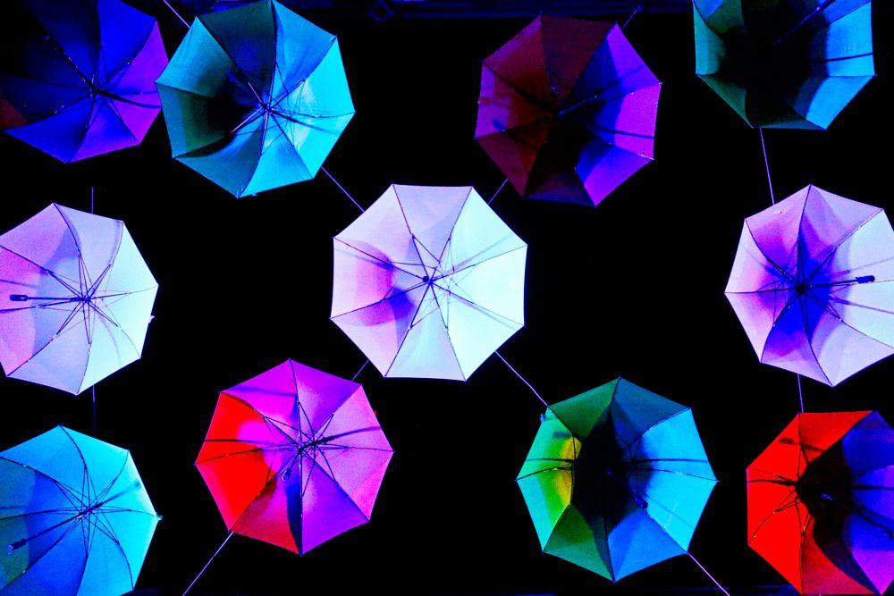 Photo in Cityscape #colour #color #brollys