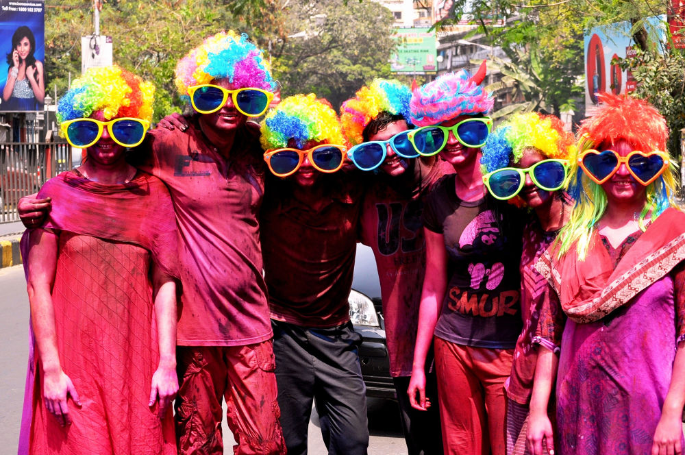 Photo in Street Photography #colour #festival #people #street photography #culture #candid photography