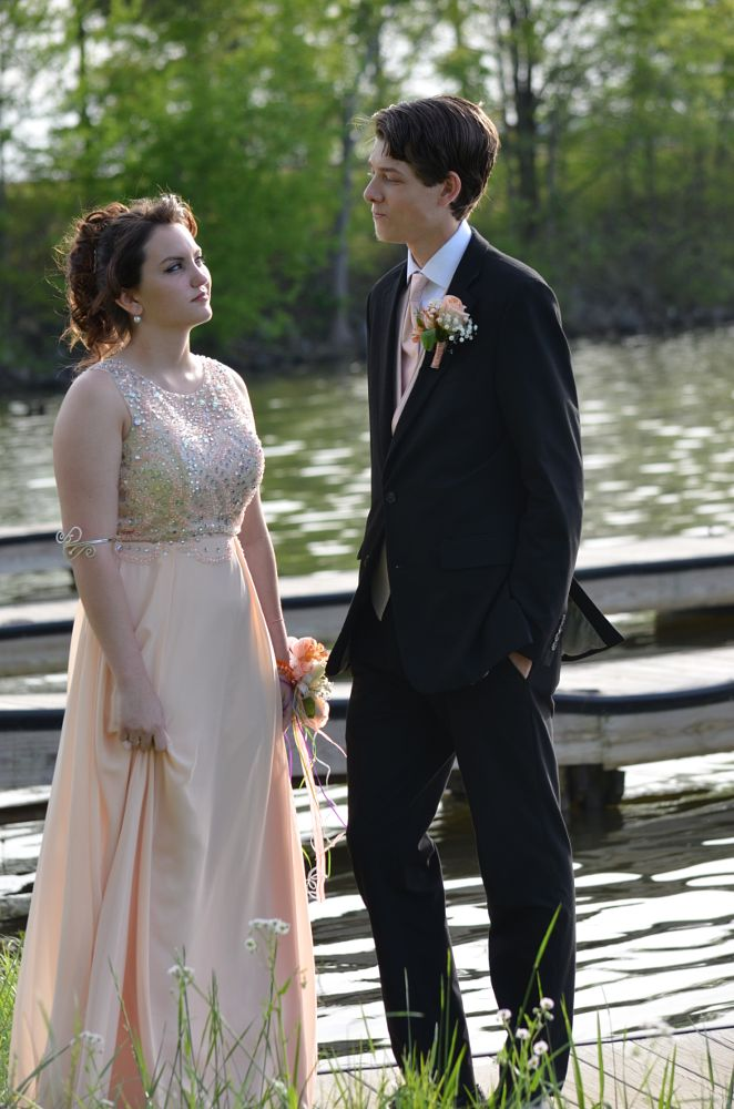 Photo in Family #prom #lake #alabama #back water