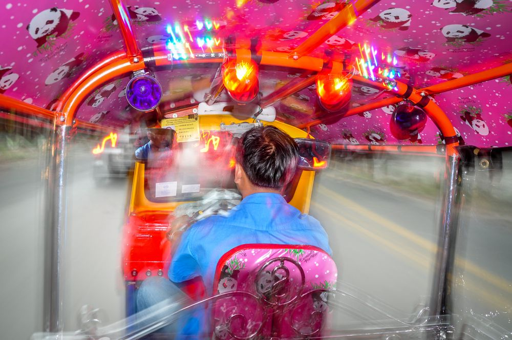 Photo in Street Photography #tuk tuk #bangkok #thailand