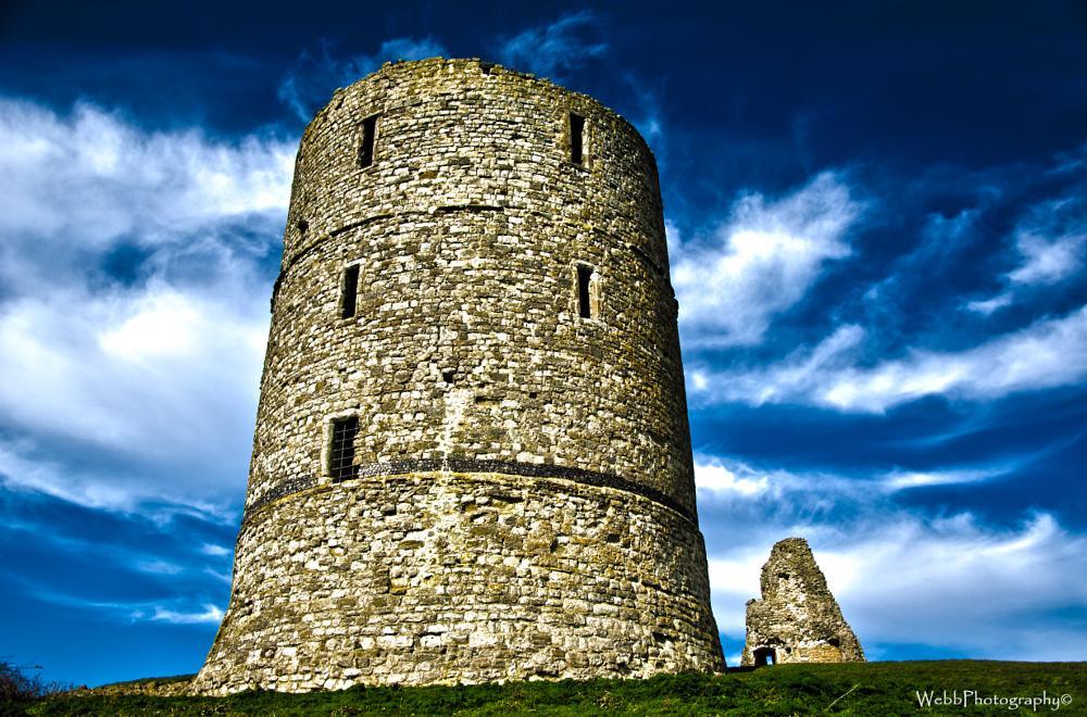 Photo in Landscape #ruins #castle #landscape