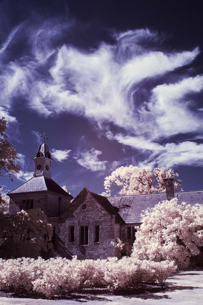Photo in Random #scotney #infrared #great sky
