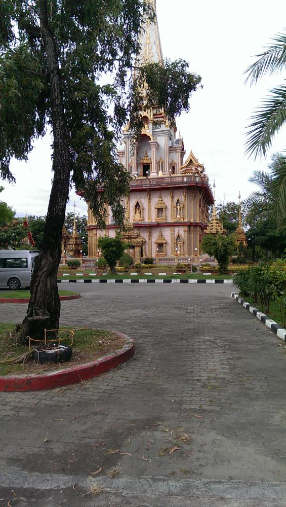 Photo in Random #chalong #temple #thialand
