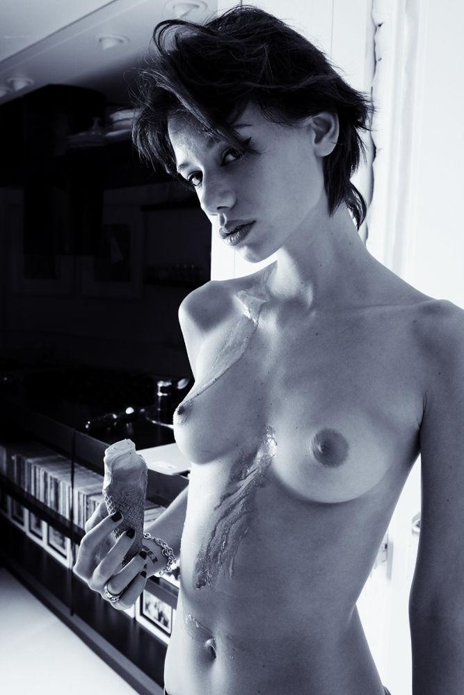 Photo in Nude #borquez