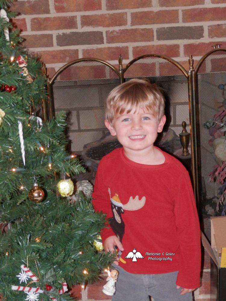 Photo in Family #christmas #grandchild #decorations