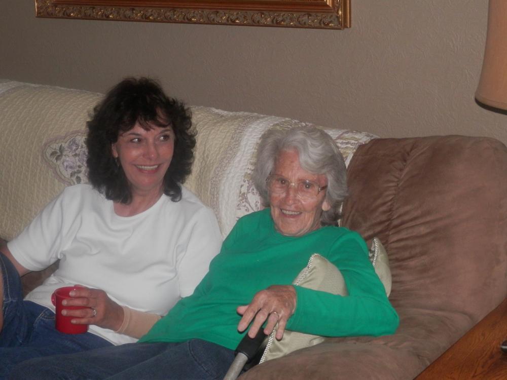Photo in Family #smiles #rare #grandmaw