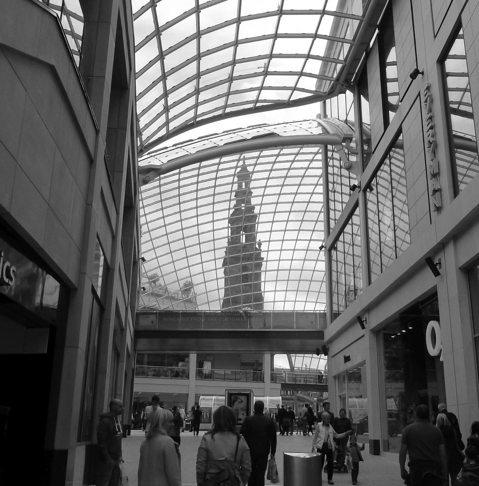 Photo in Architecture #leeds #leeds city centre #trinity centre #uk