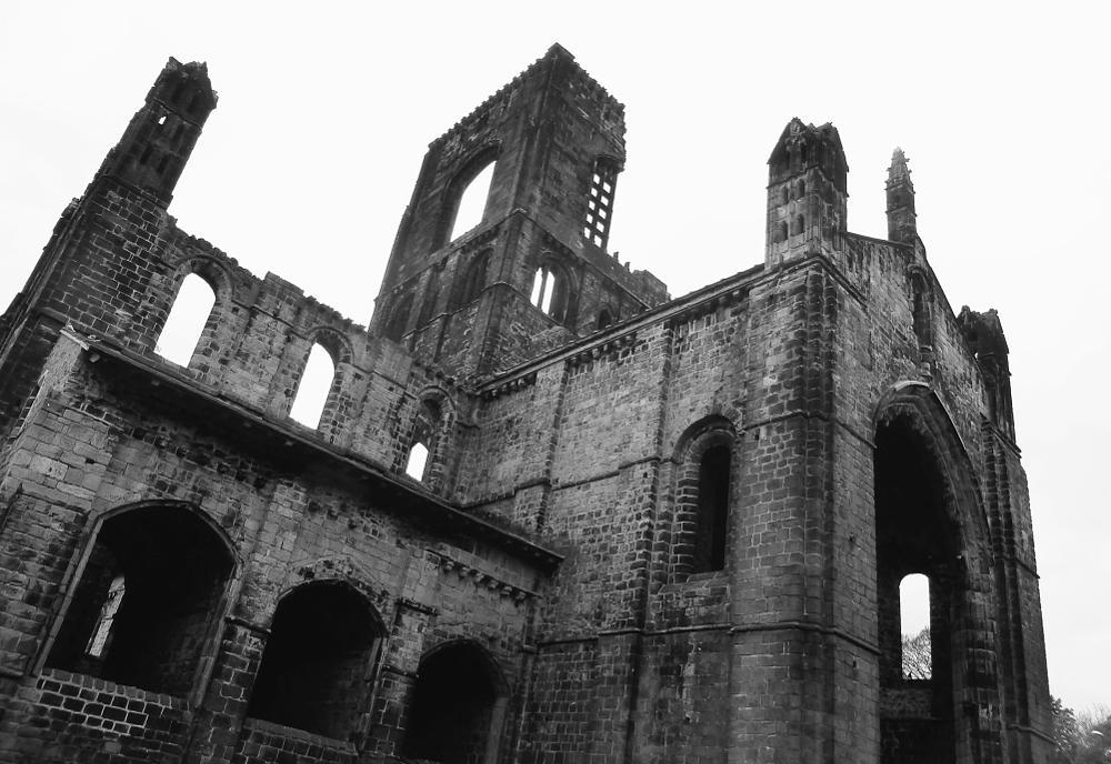 Photo in Random #kirkstall abbey #leeds #uk #cistercian monastery #architecture