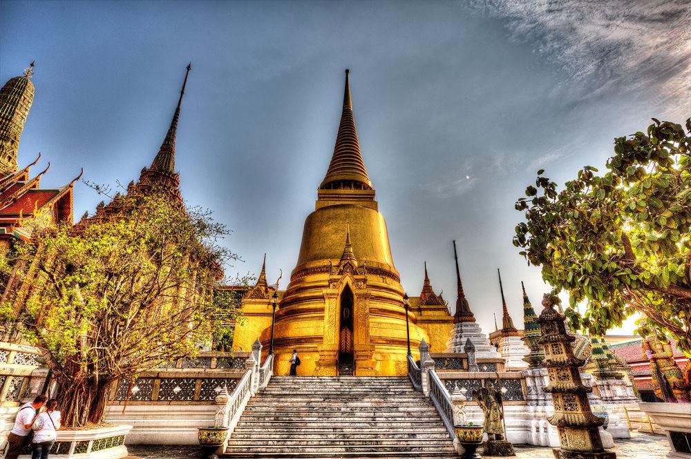 Photo in Random #temple #bangkok #grand palace