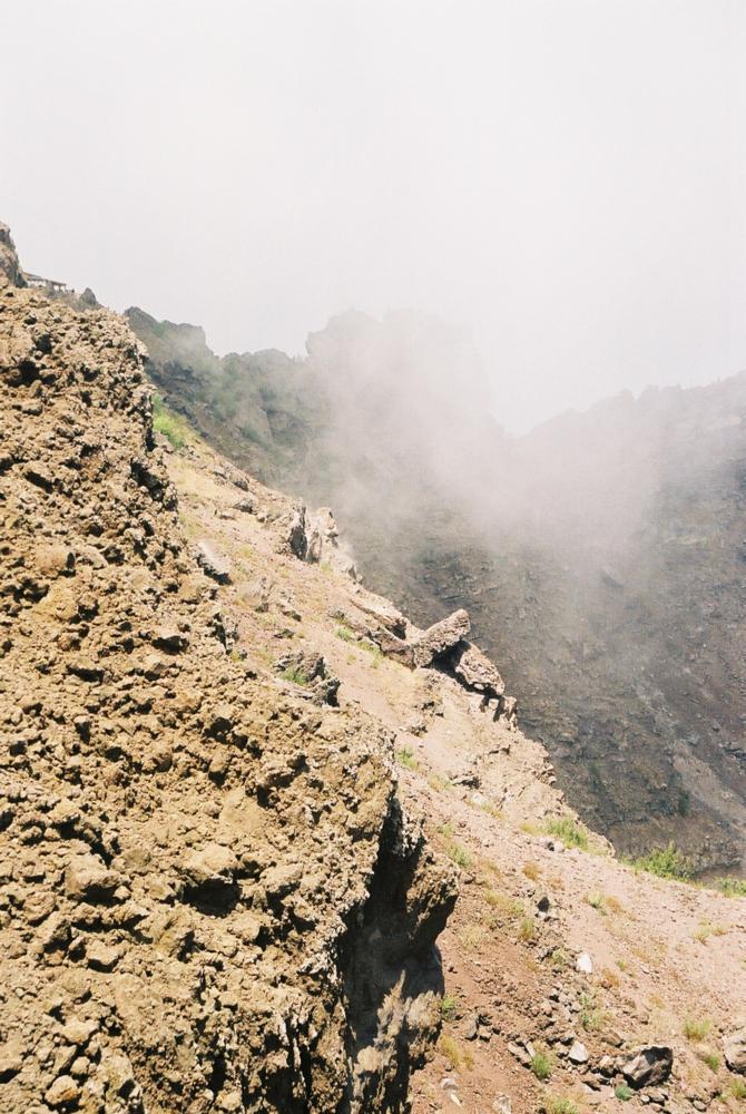 Photo in People #volcano #vesuvius #italy #mountain