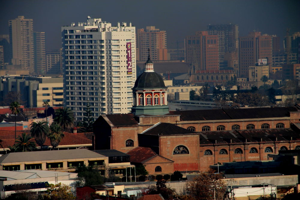 Photo in Cityscape #santiago #chile #cityscape