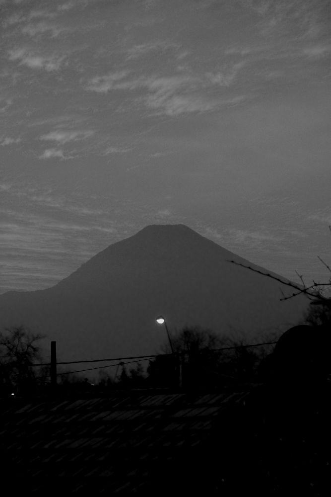 Photo in Black and White #santiago #chile #b&w