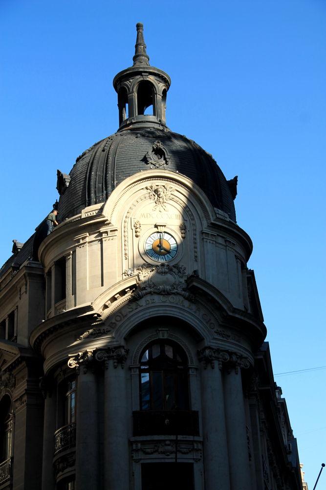 Photo in Architecture #santiago #chile #architecture #street photography #cityscape