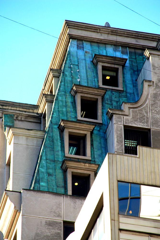 Photo in Architecture #santiago #chile #windows #architecture #cityscape #street photography