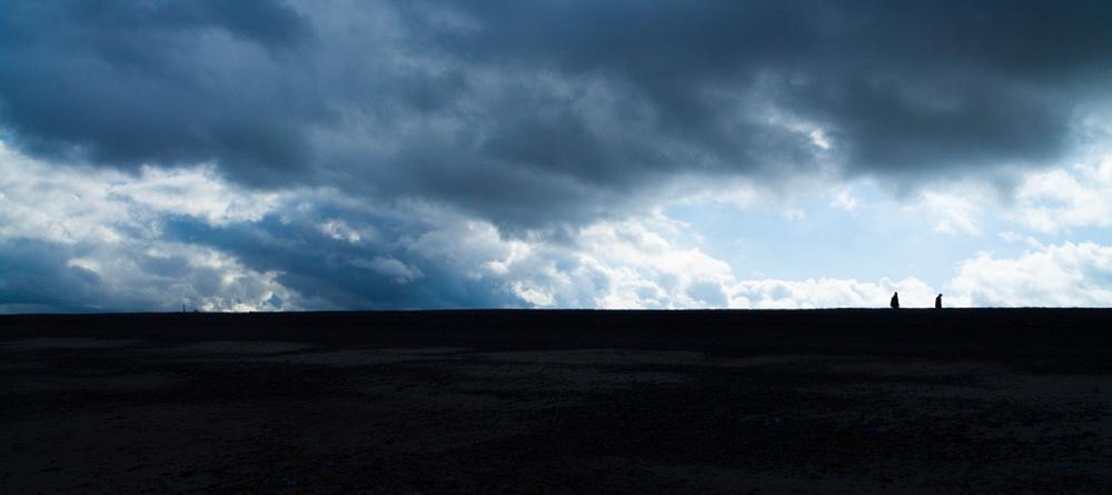 Photo in Landscape #landscape #dark clouds #desolate