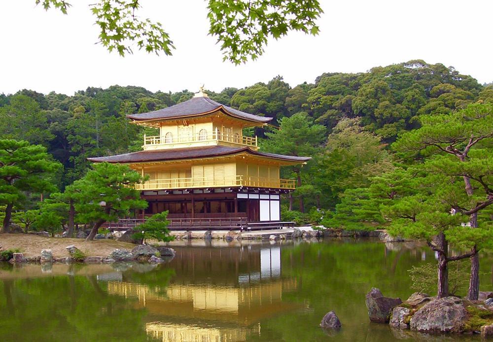 Photo in Travel #japan #golden #pavillion #kyoto