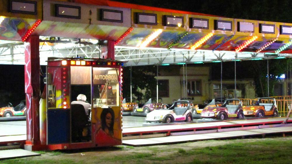 Photo in Urban #igor bartolec #urban #bumper cars
