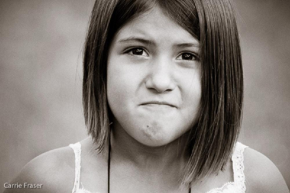 Photo in Portrait #black & white #people #kids #portrait