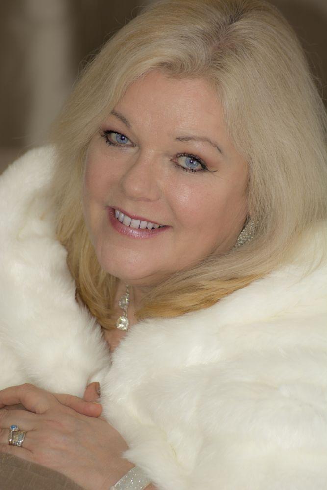 Photo in People #wife #pose #glamour #glam #bling #blonde #nikon d7100 #nikon #flash #none studio