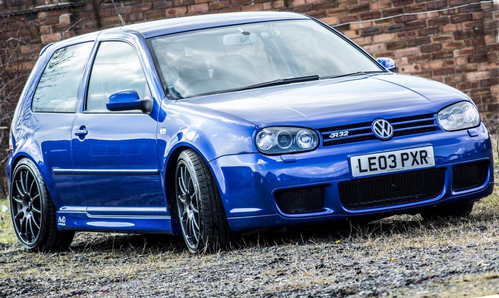 Photo in Street Photography #volkswagen r32 cars car max po #amd tuning