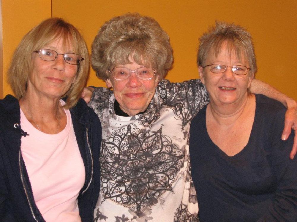Photo in Family #family #sisters and mom #my mama #mom #love #3amigo's