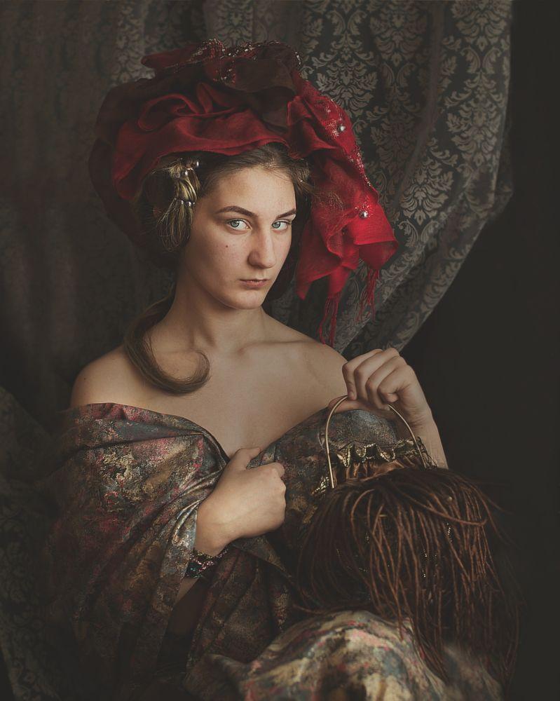 Photo in Fine Art #woman #art #hitory