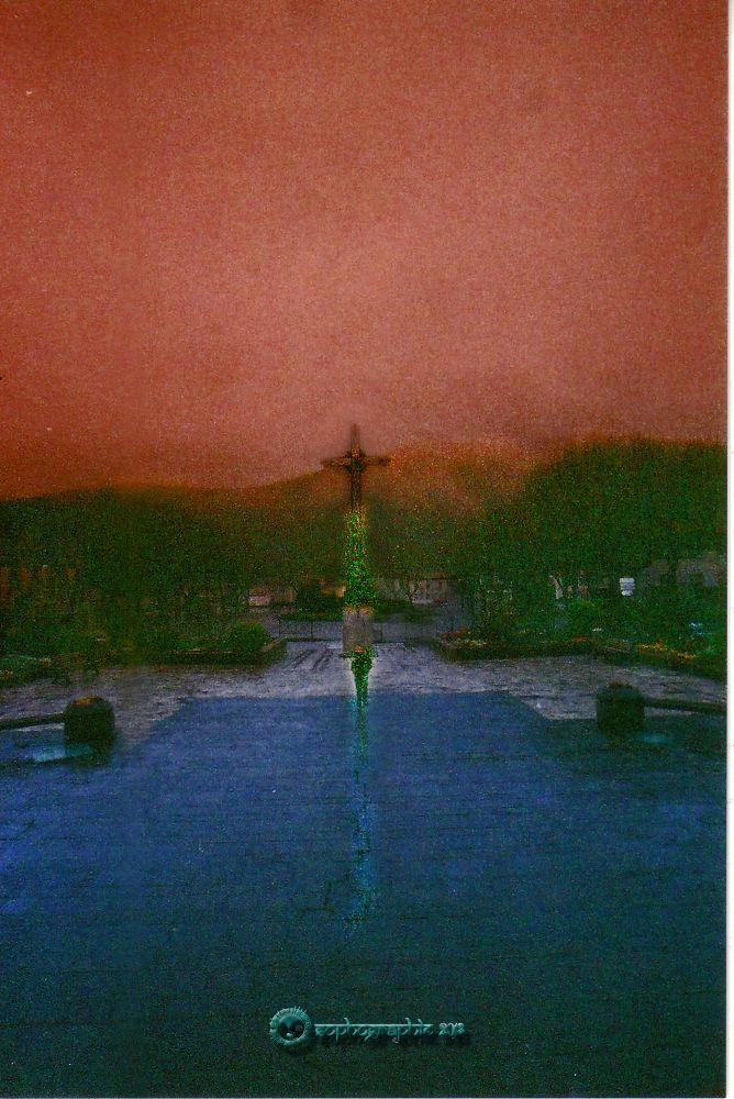 Photo in Fine Art #j'étais à la gd-'combe petit b #l'aube #sophographie/photos & citation