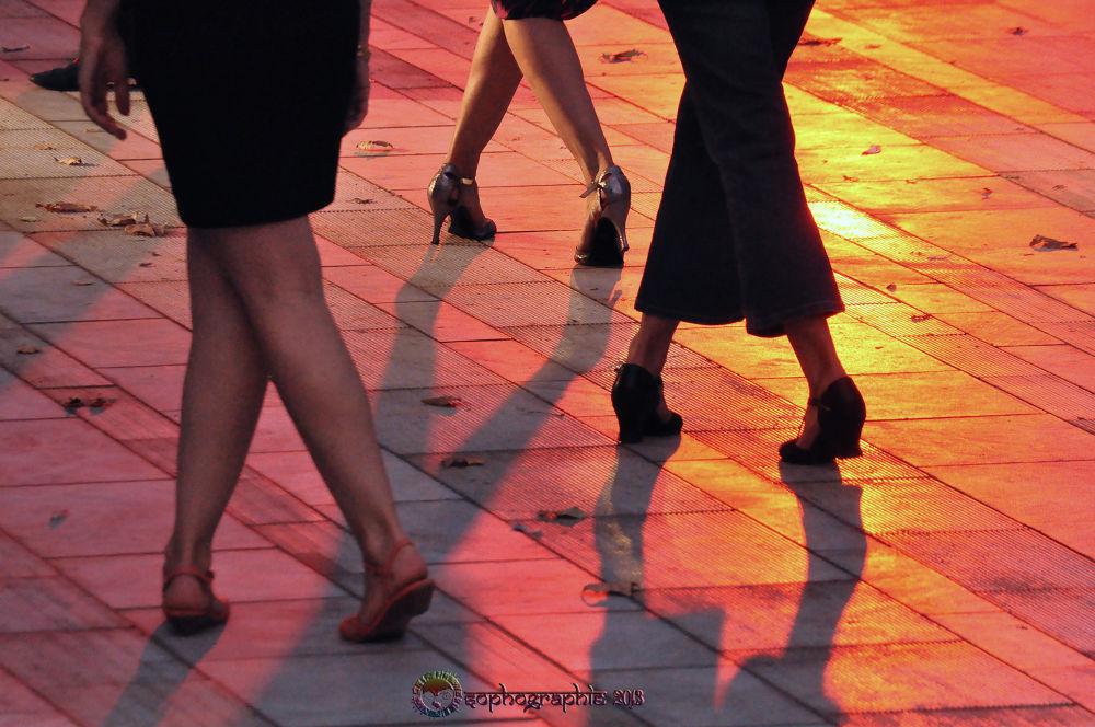 Photo in Urban #tango triangulaire
