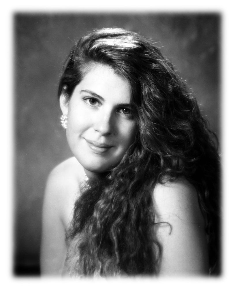 Photo in Black and White #woman