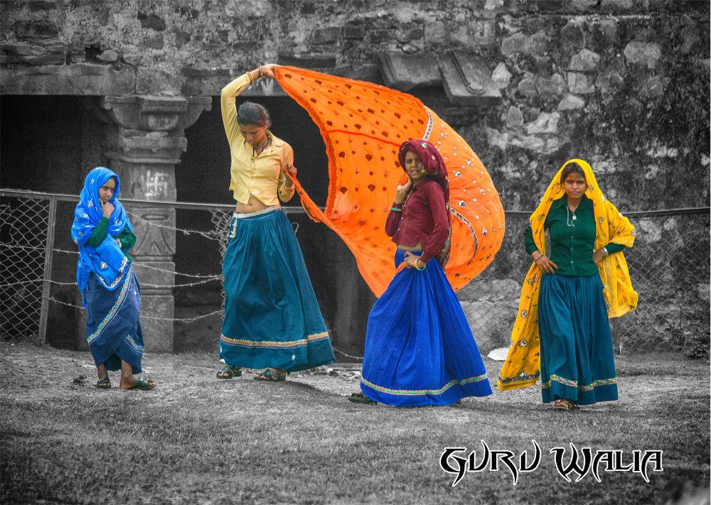 Photo in Random #life #ladies #girls #colors #beautiful #worlds best picture #best picture #guru walia #guru #india #amazing #ranthambore fort #ranthambore #rajhasthan #women