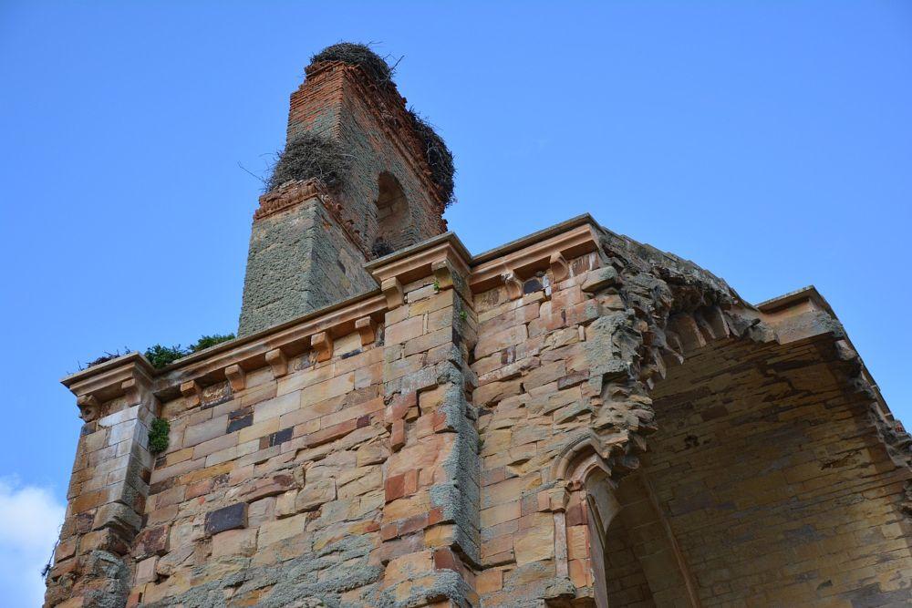 Photo in Architecture #moreruela #zamora #cister