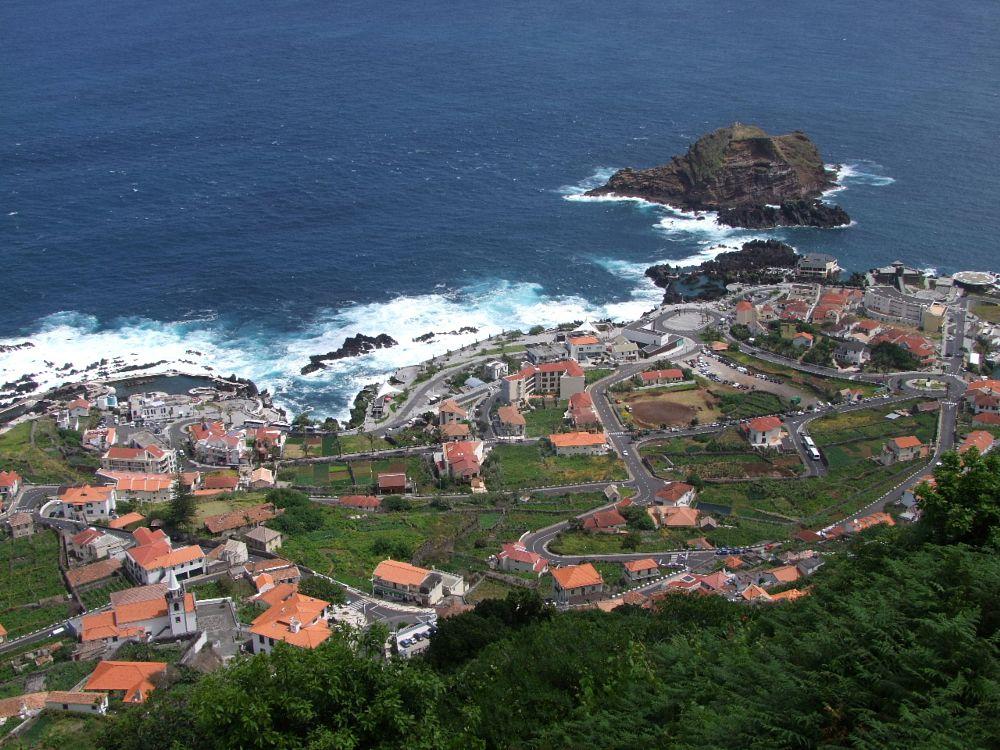Photo in Landscape #porto moniz madeira island ces