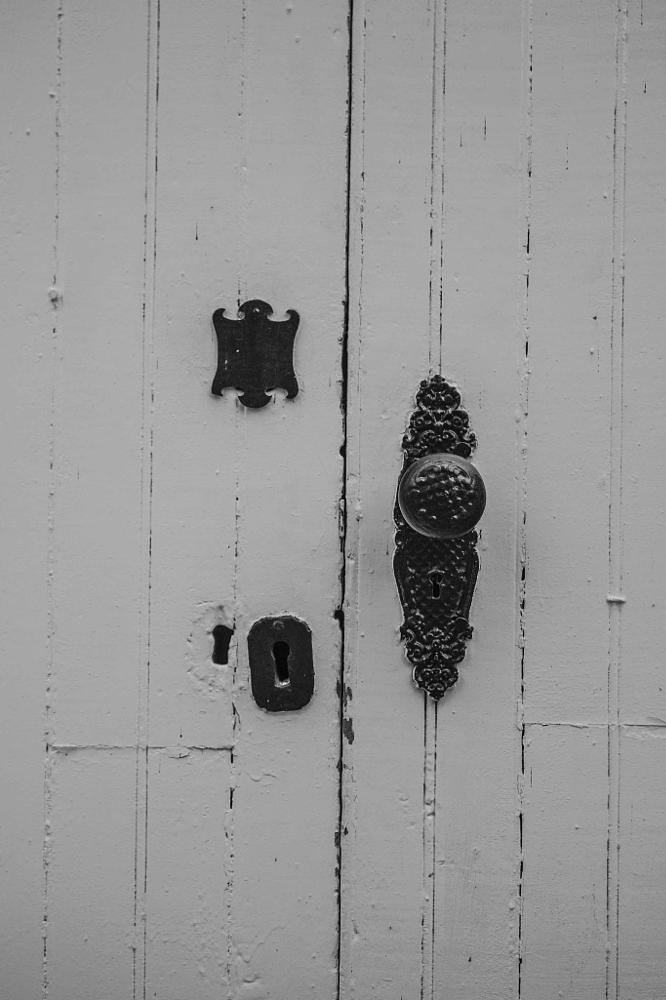 Photo in Architecture #door #black&white #old