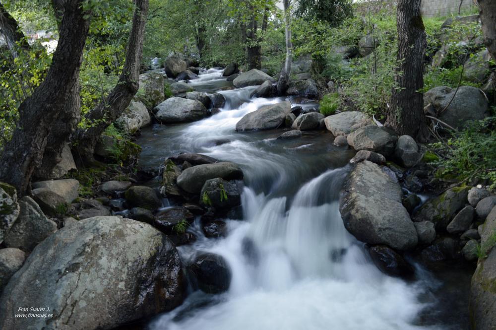 Photo in Nature #valle del jerte #naturaleza #paisajes #agua #rio #rocas #fotografias #imagenes #www.fransuaj.es
