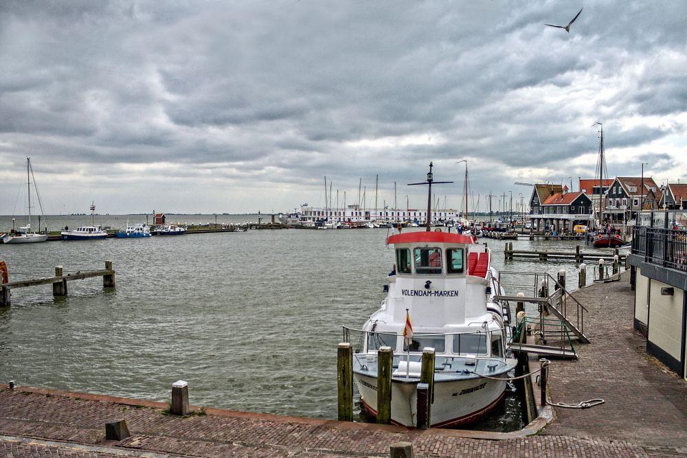 Photo in Nature #holland #volendam #port #canon
