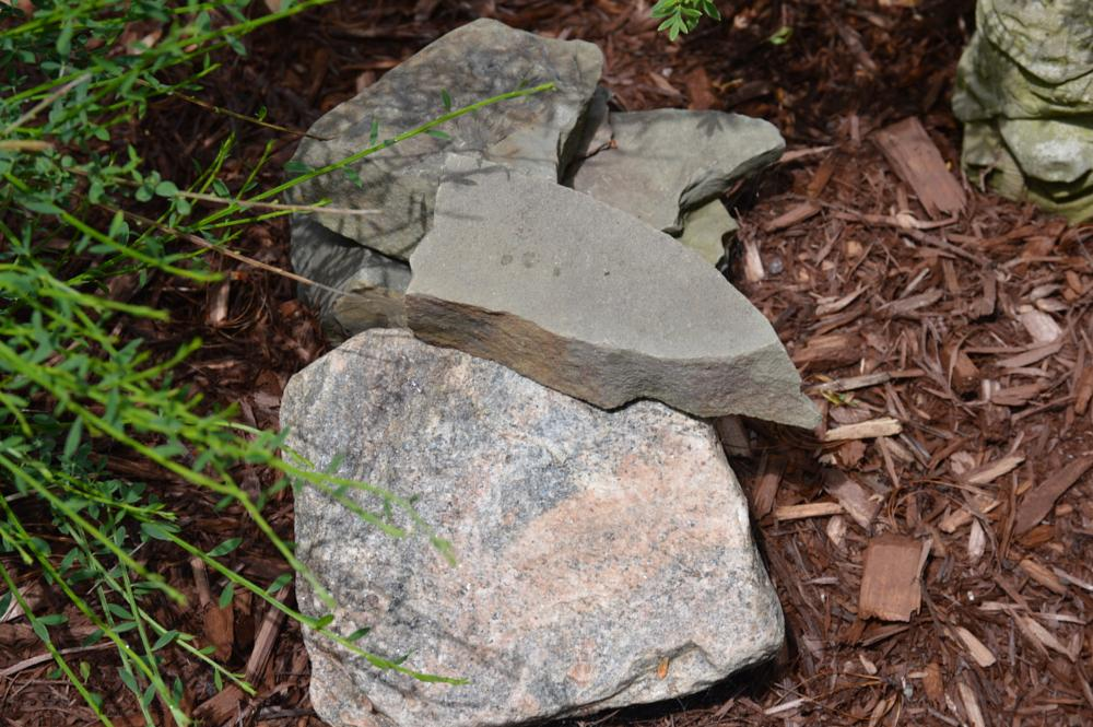 Photo in Still Life #granite #color #contrast #texture #light