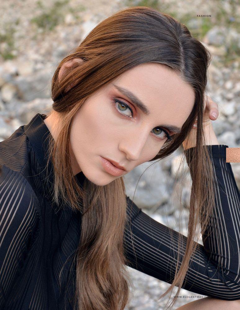 Photo in Fashion #model #magazine #makeup #woman #photography