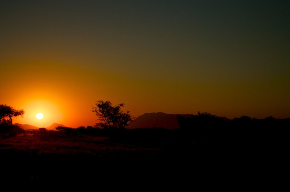 Photo in Landscape #sunset #africa
