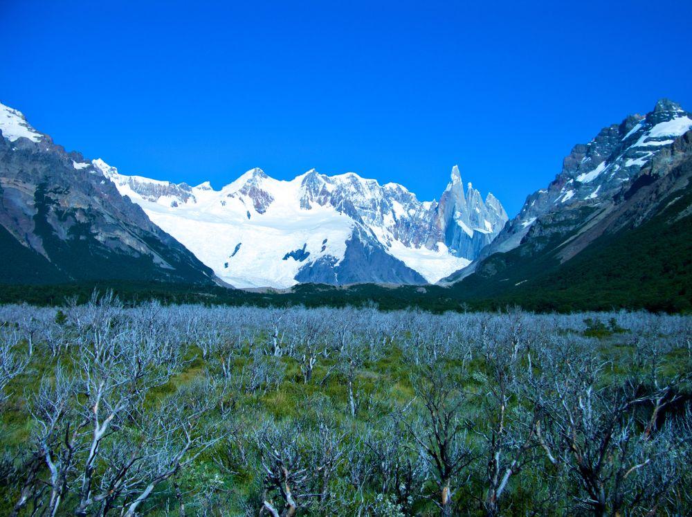 Photo in Landscape #glacier #valley
