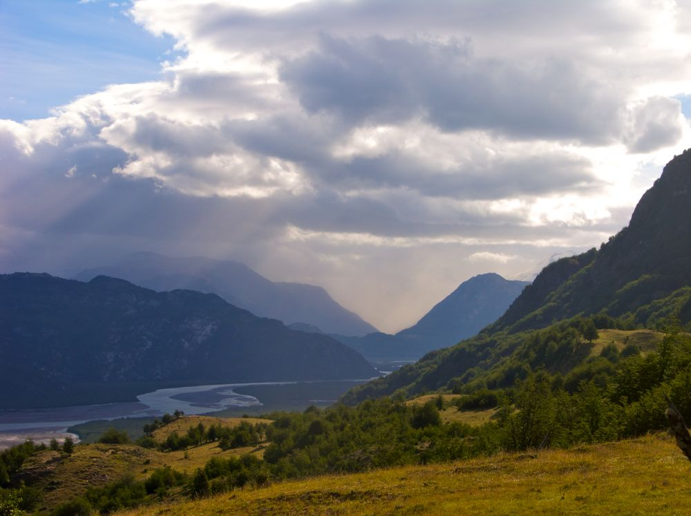 Photo in Landscape #mountain #valley #cloud