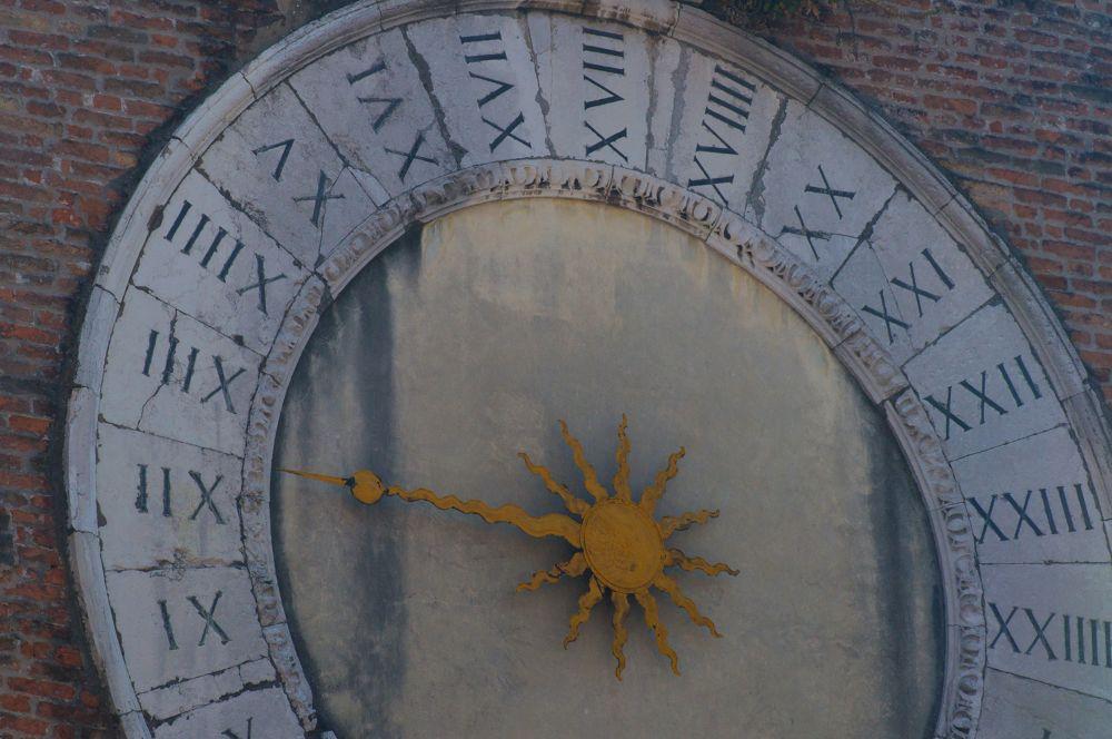 Photo in Random #clock #time #sun