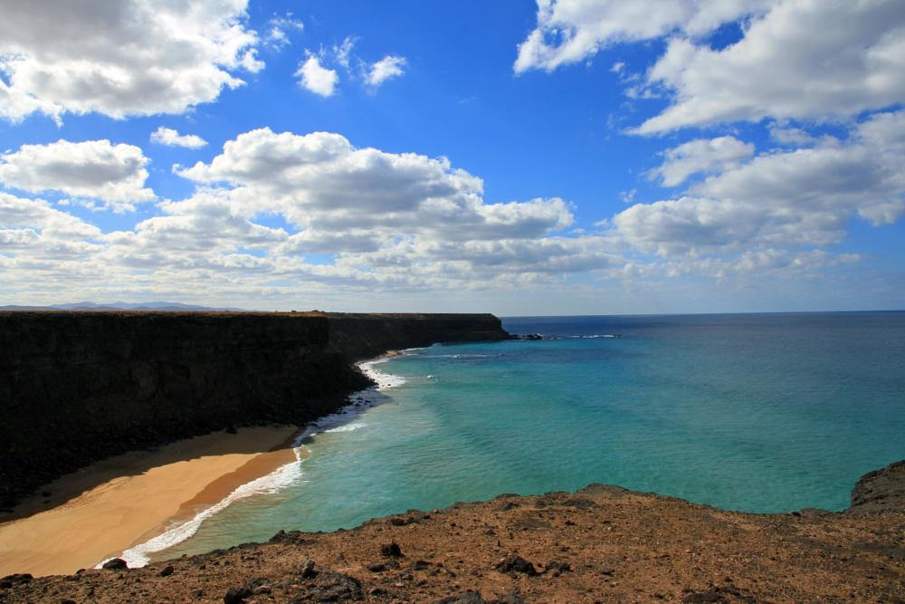 Photo in Sea and Sand #beach #cotillo #canaries