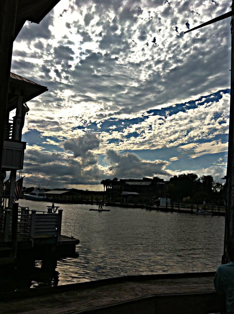 Photo in Landscape #ocean #waterway #fish #scenery #nature